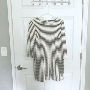 J. Crew Striped Dress